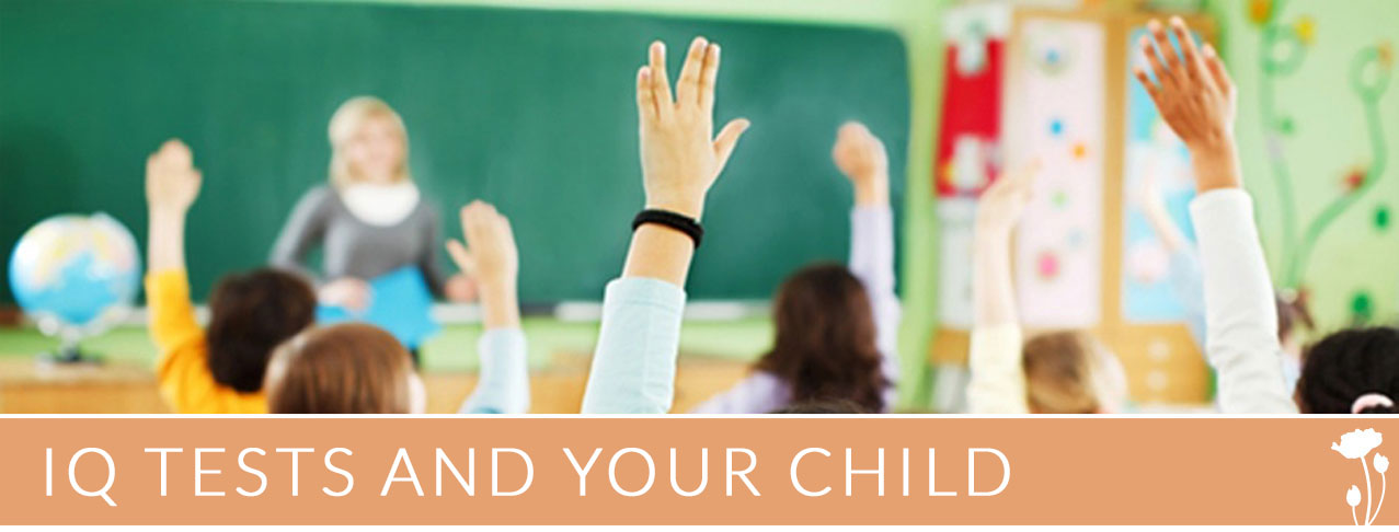IQ Tests and Your Child | Gifted Support Center